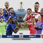 Chelsea y Arsenal se enfrentarán por el título de la Liga Europa