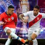 Chile y Perú se enfrentarán por un sitio en la final.