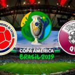Colombia-Qatar