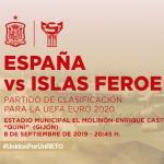 España - Islas Feroe
