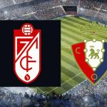 Osasuna y Granada abrurán la novena jornada