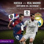 Huesca-Real Madrid, duelo inédito.