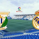 Leganés-Real Madrid, derbi descafeinado.