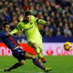 Levante y Barça vuelven a verse las caras, esta vez en la Copa.