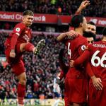 El Liverpool, dando una patada al campeonato