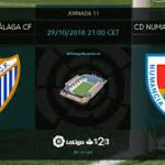 Málaga-Numancia