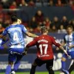 Málaga-Osasuna, duelo de gallitos.
