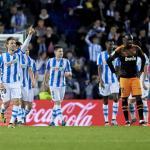 La Real Sociedad, vapuleando al Valencia