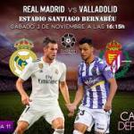 Real Madrid-Real Valladolid