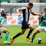 Santos-Palmeiras, un clásico paulista