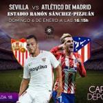 Sevilla-Atlético, un duelo de muchos quilates.