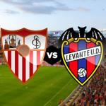 Sevilla y Levante cerrarán la novena jornada