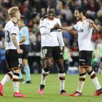La Copa del Rey dejó de sonreír al Valencia