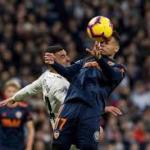 Valencia-Madrid, un cásico de la Liga.