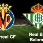 Villarreal y Betis abrirán la séptima jornada