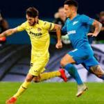 Villarreal y Zenit, a por los cuartos de la Europa League