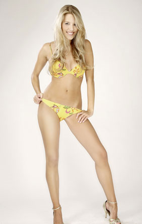 Tatjana Batinic bikini