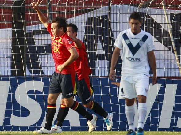 Unión Española-Vélez Sarsfield