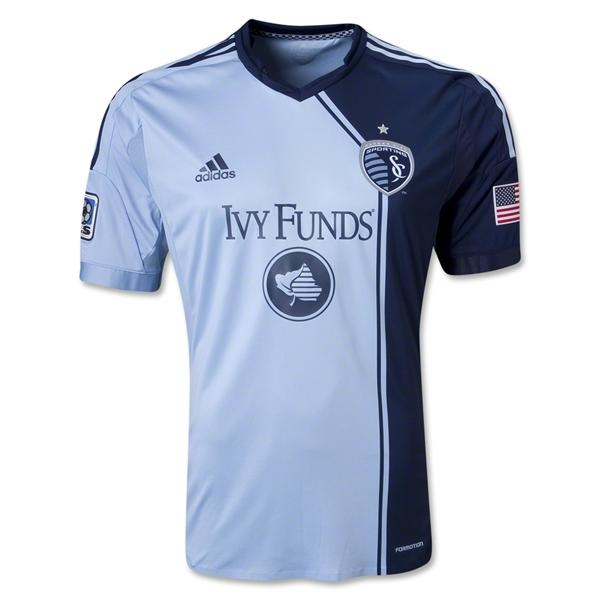 Sporting KC camiseta 2013