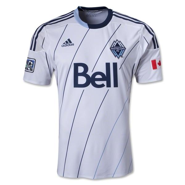 Camiseta Vancouver Whitecaps 2013