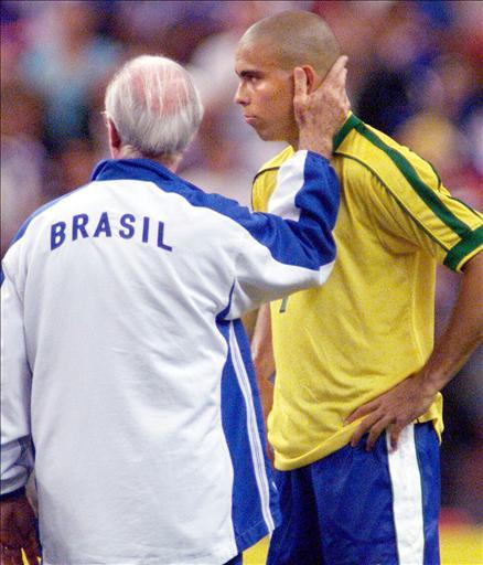 Ronaldo y Zagallo